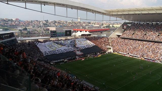 Top 10 clubes brasileiros com mais sócios-torcedores - Corinthians