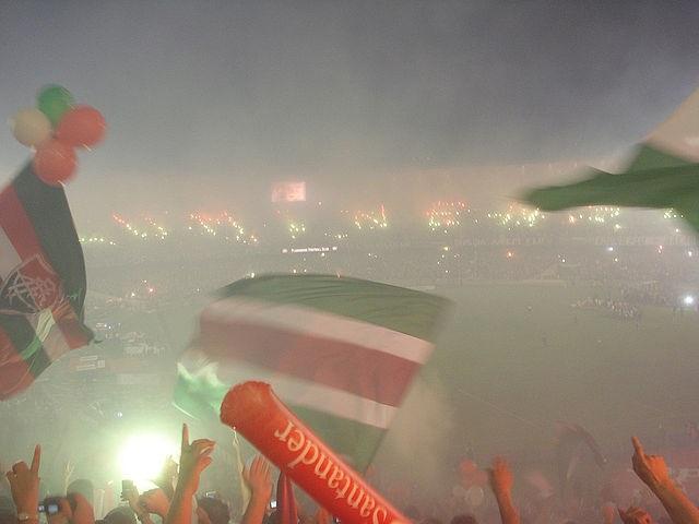 Top 10 clubes brasileiros com mais sócios-torcedores - Fluminense