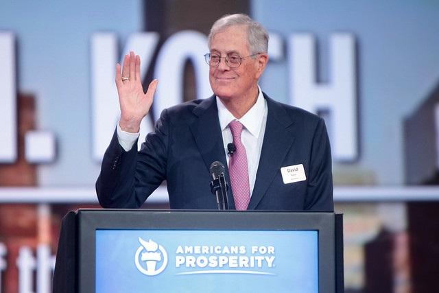 Top 10 famílias mais ricas do mundo - Koch