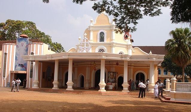 Top 10 maiores igrejas católicas do mundo - Igreja Católica Siro-Malabar
