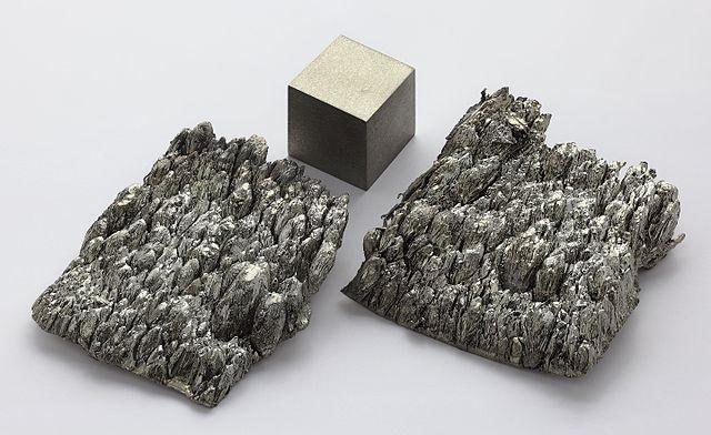 Top 10 elementos mais caros do mundo - Top 10 elementos mais caros do mundo - Escândio