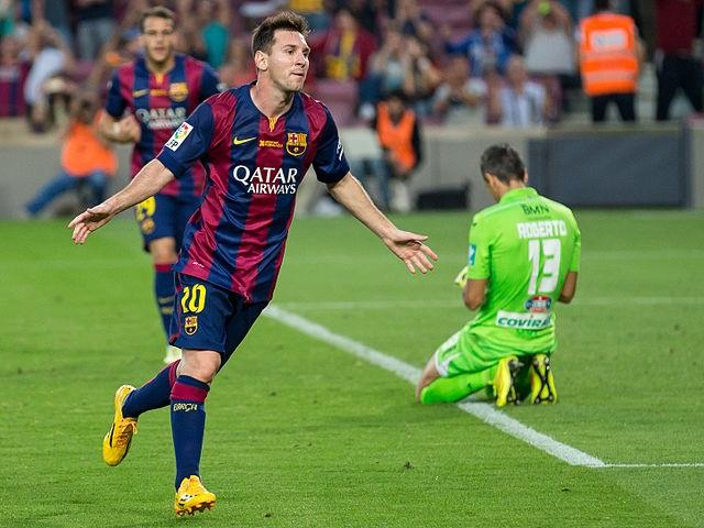 Top 10 maiores artilheiros de futebol de todos os tempos - Lionel Messi