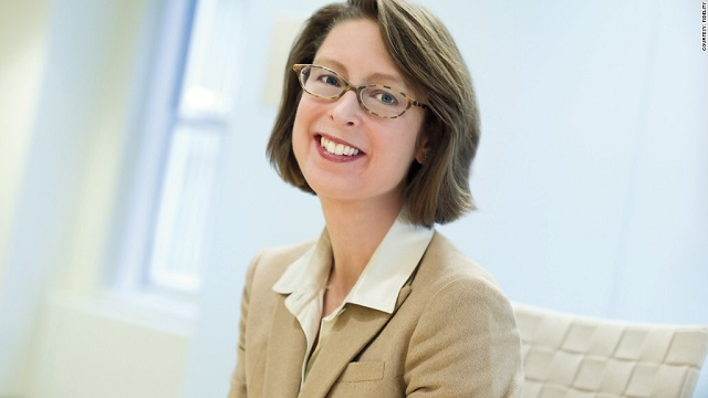Top 10 mulheres mais ricas do mundo - Abigail Johnson
