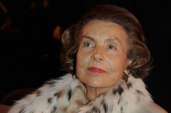 Top 10 mulheres mais ricas do mundo - Liliane Bettencourt