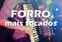 Top 10 músicas de forró mais tocadas do momento