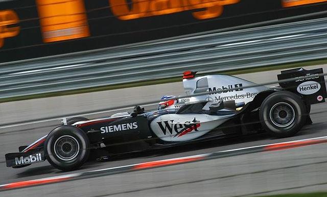 Top 10 pilotos de Fórmula 1 com mais voltas consecutivas na liderança - Kimi Räikkönen