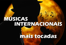 Top 50 músicas internacionais mais tocadas do momento
