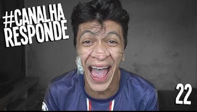 Maiores canais brasileiros do Youtube - Canal Canalha