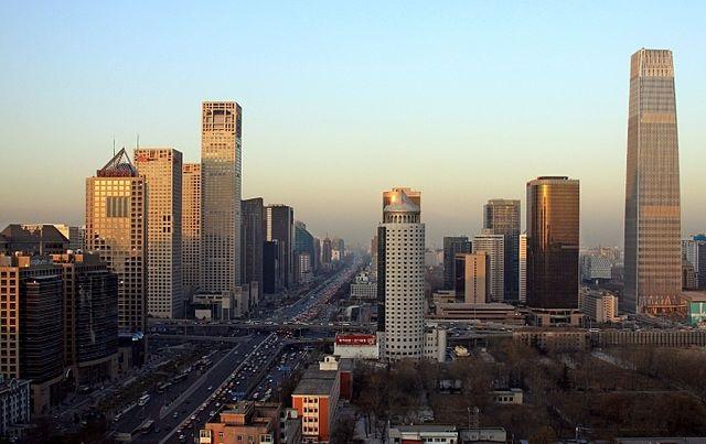 Top 10 maiores países do mundo - China