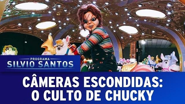 Top 10 pegadinhas mais assustadoras do Silvio Santos - O Culto de Chucky