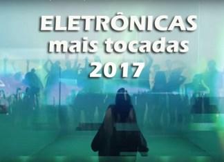 Top 50 músicas eletrônicas mais tocadas em 2017