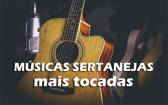 Top 10 músicas Sertanejas mais tocadas em 2020 (Novembro)