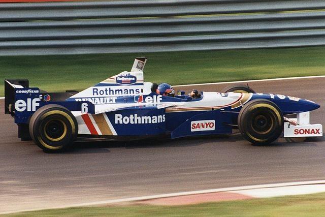 Top 10 campeões mais jovens da Fórmula 1 - Jacques Villeneuve