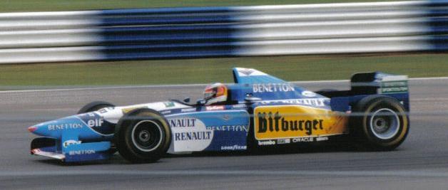 Top 10 campeões mais jovens da Fórmula 1 - Michael Schumacher