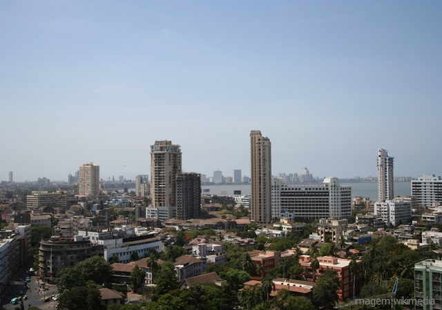 Top 10 maiores cidades do mundo - Mumbai