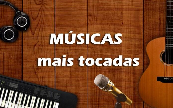 Top 10 Músicas mais tocadas nas rádios do Brasil em 2021 (Janeiro)
