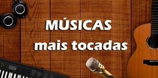 Músicas mais tocadas nas rádios do Brasil