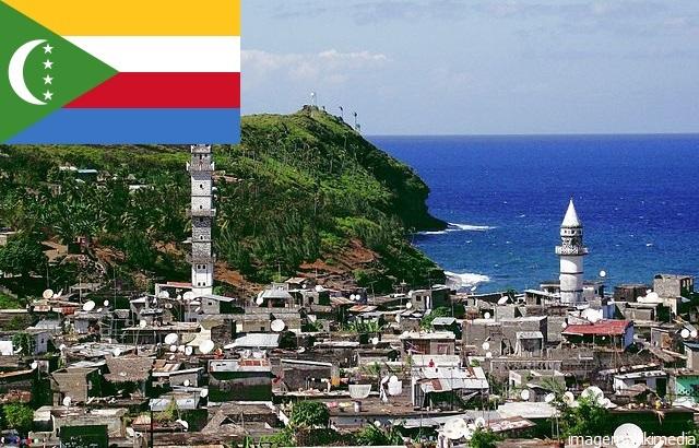 Top 10 países mais pobres do mundo - Comores