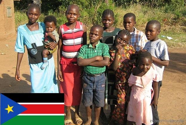Top 10 países mais pobres do mundo - Sudão do Sul