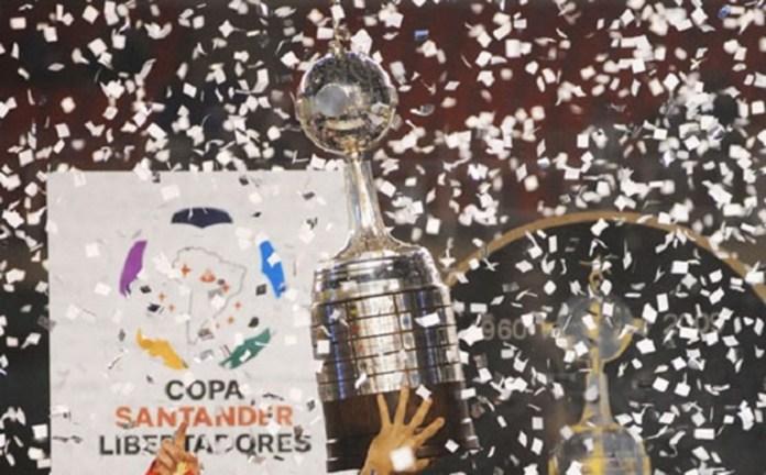 Top 10 maiores campeões da Libertadores