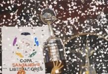 Top 10 maiores campões da Libertadores