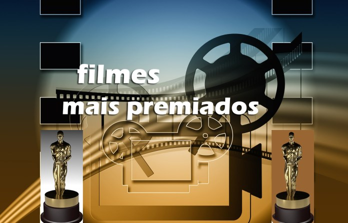 Top 10 filmes mais premiados da história do Oscar