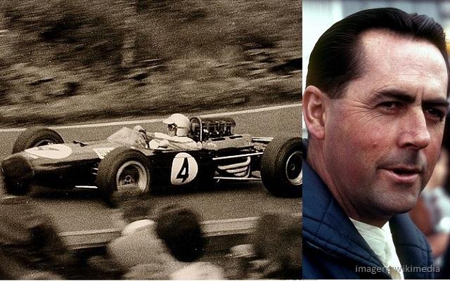 Top 10 maiores campeões da Fórmula 1 - Jack Brabhan