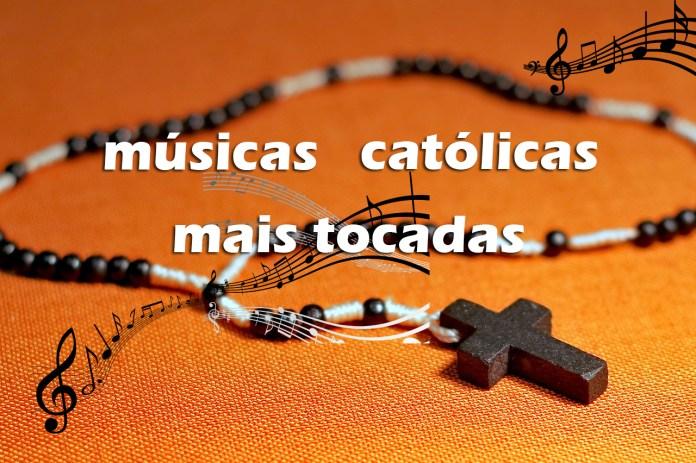 Top 10 músicas Católicas mais tocadas do Brasil em 2021