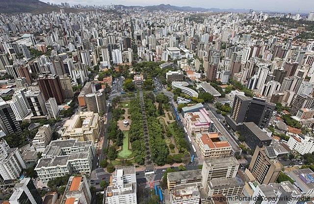 Maiores municípios do Brasil - Belo Horizonte