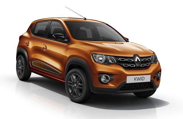 Top 10 carros mais vendidos no Brasil - Renault Kwid