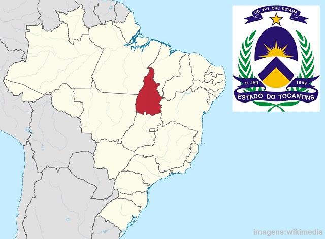 Top 10 maiores estados do Brasil - Tocantins