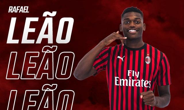 Top 10 melhores jogadores sub-20 do mundo - Rafael Leão