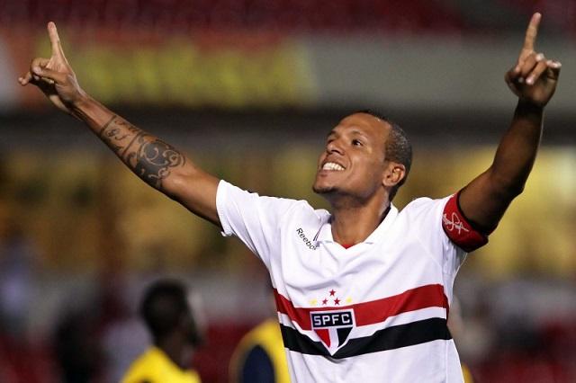 Maiores artilheiros do campeonato brasileiro - Luís Fabiano