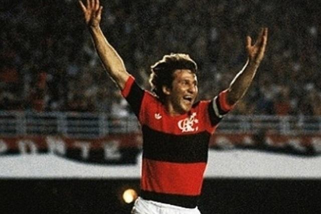 Maiores artilheiros do campeonato brasileiro - Zico
