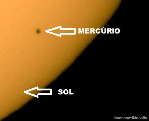 Mercúrio tirou o título de menor planeta de Plutão