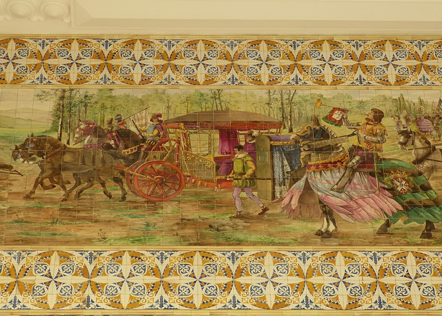 Museu do Azulejoem Portugal