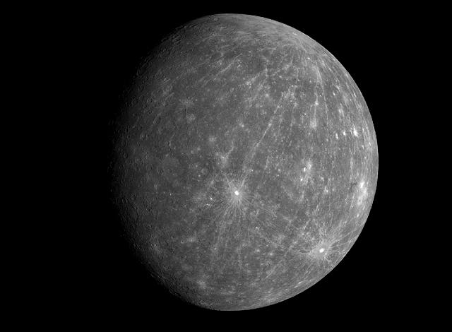 Dia longo, ano curto em Mercúrio