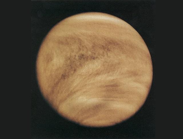 Um dia de Vênus dura quase um ano da Terra