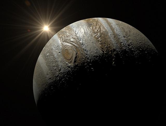 De todos os planetas, Júpiter é o que mais gira