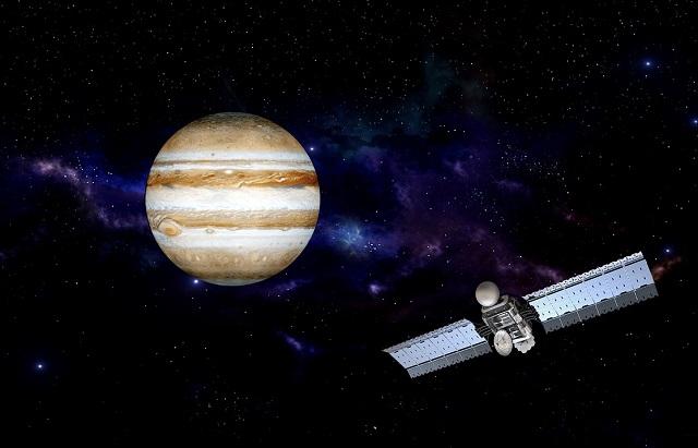 Visitas a Júpiter até hoje