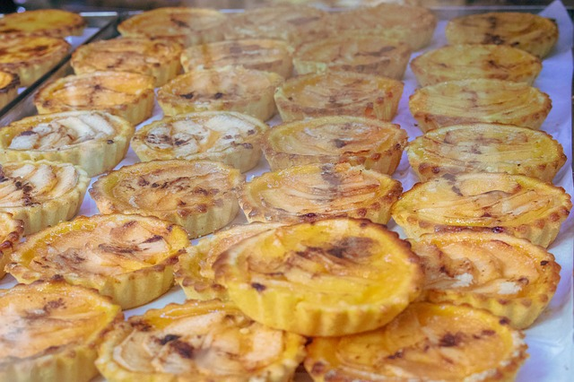 A incrível cultura do pastel de Belém