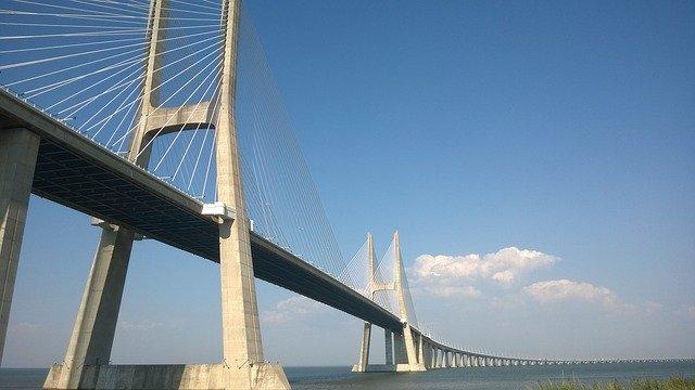 Portugal abriga a maior ponte da Europa