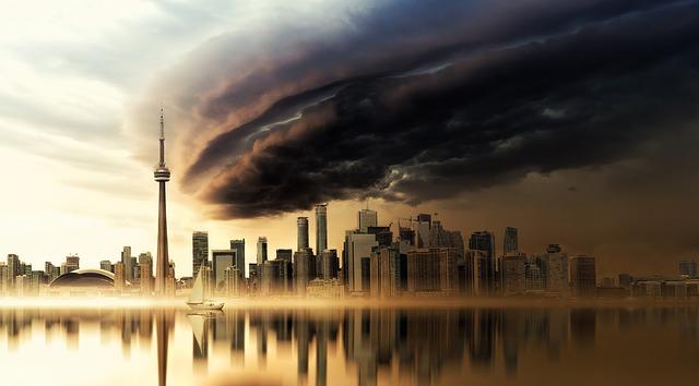Toronto é a cidade com maior oscilação de temperatura