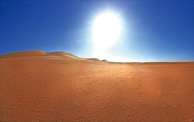 Maior e mais quente deserto