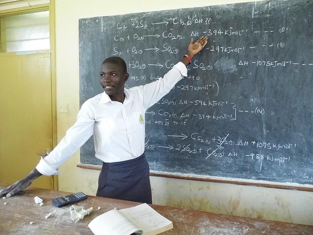 Universidade exemplar na África