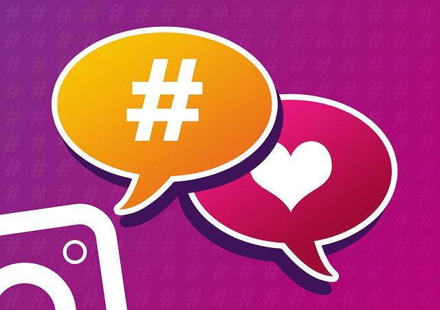 Monitore hashtags que tenham a ver com você
