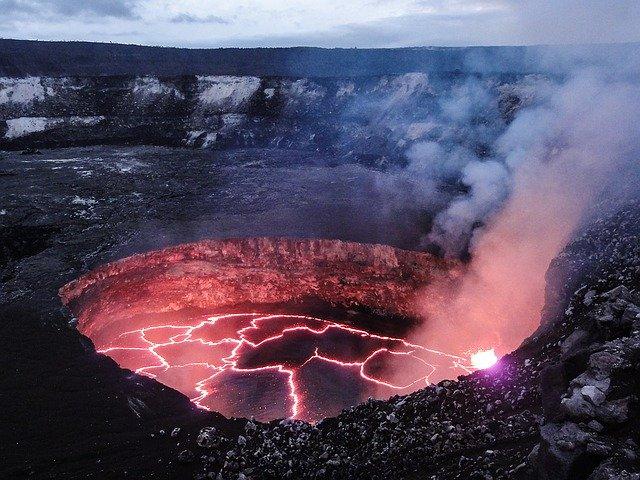 O motivo real das erupções