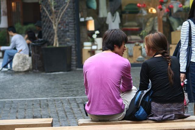 Na Coreia do Sul, segundo encontro é namoro