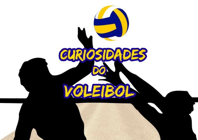 Top 10 curiosidades do Voleibol