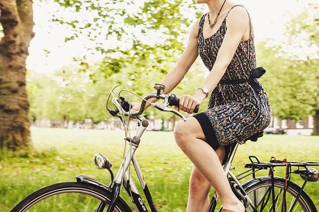 Uso constante de bicicletas no Japão